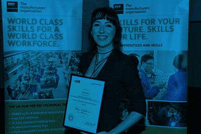 Jessica Tozer Apprentice Awards