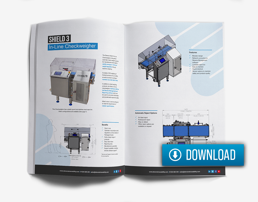 Download In-Line Checkweigher Brochure