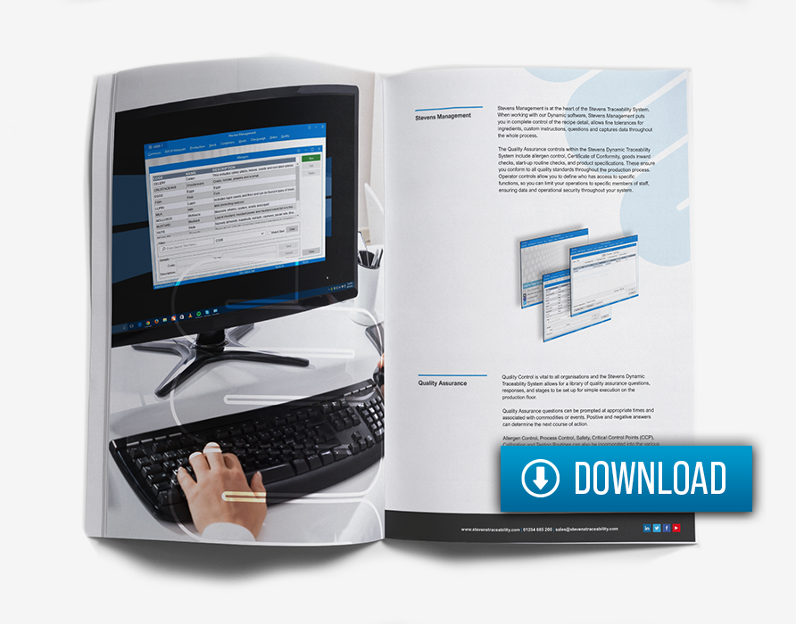 Dynamic Traceability System Download