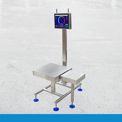 Vantage 2.1 Twin Weighing Scale
