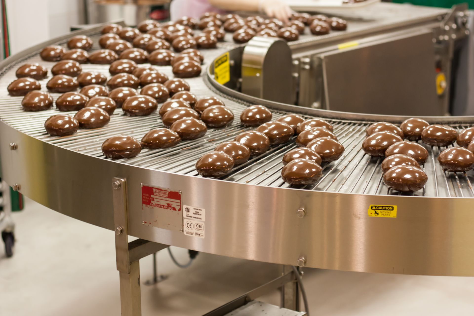 Food Production traceability - donuts