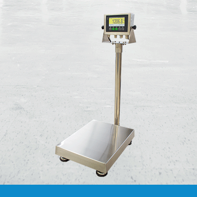 Systec-IT1-Column weighing scale