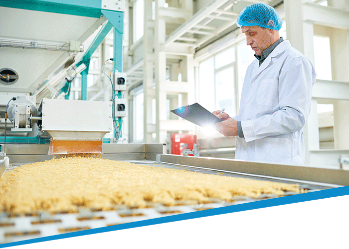 Food production traceability