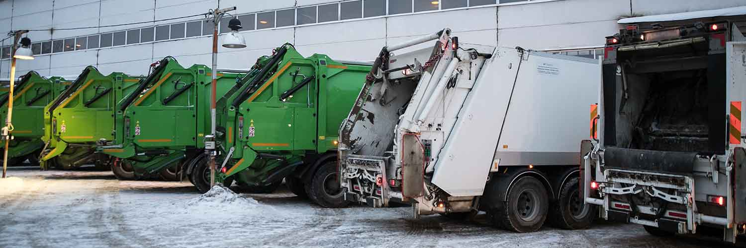 Waste Traceability System header image