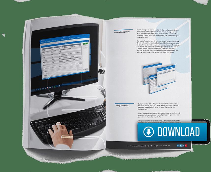 Downlaod Dynamic Traceability Brochure