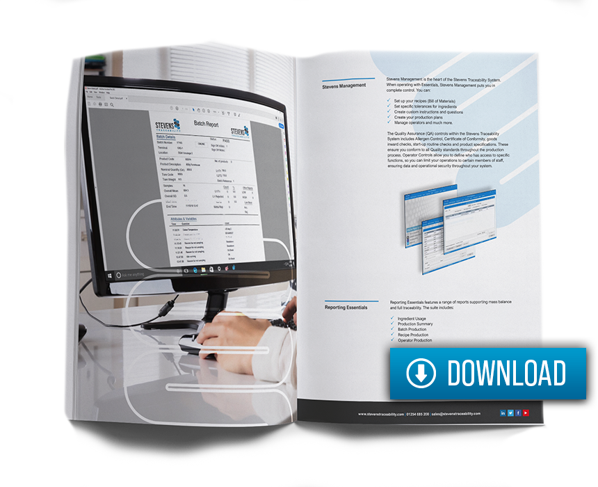Download traceability brochure