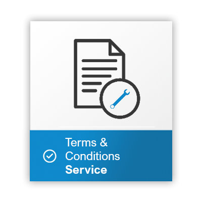 terms and conditions stevens traceability service button