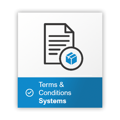 Terms and conditions Stevens traceability systems button