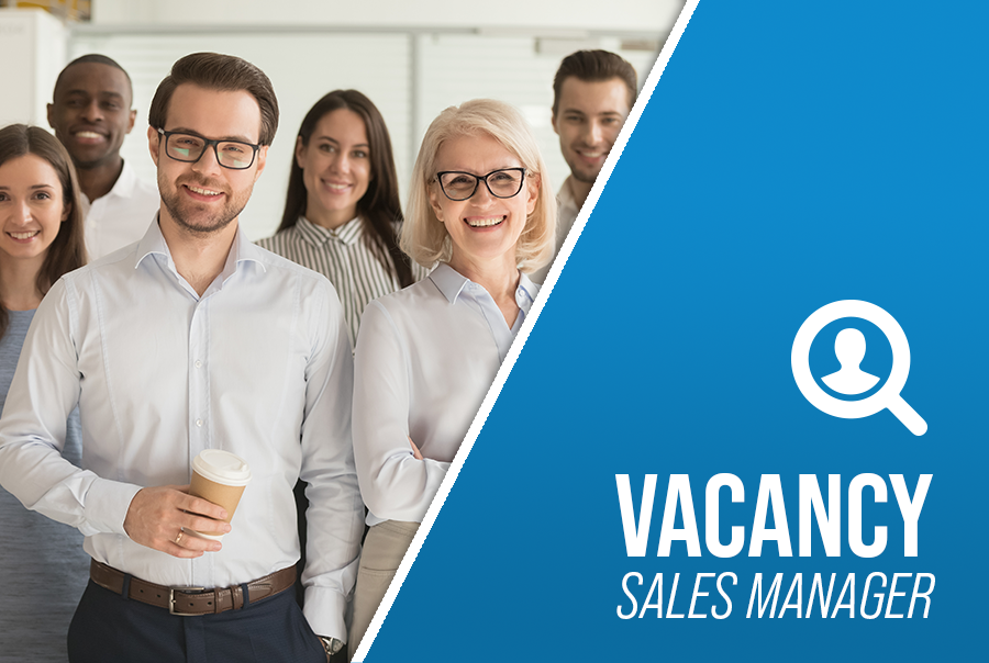 Sales Manager Job Vacancy Blackburn
