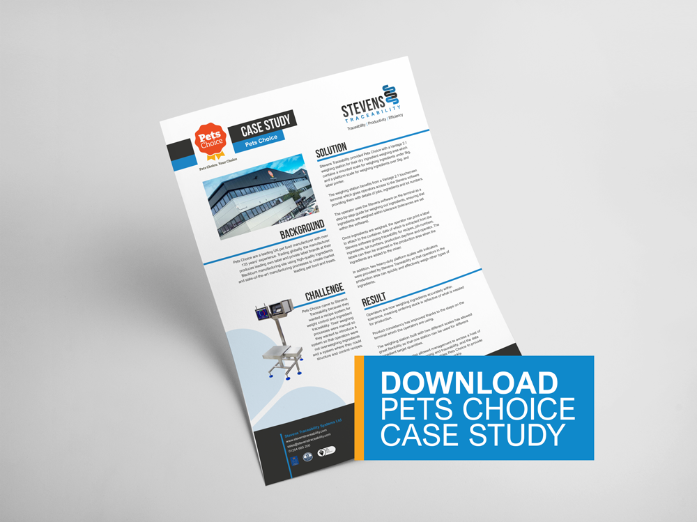 Pets Choice Case Study