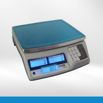 Pris Counting Bench Scale Photo