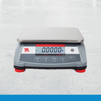 Ranger 3000 Bench Weighing Scale Photo