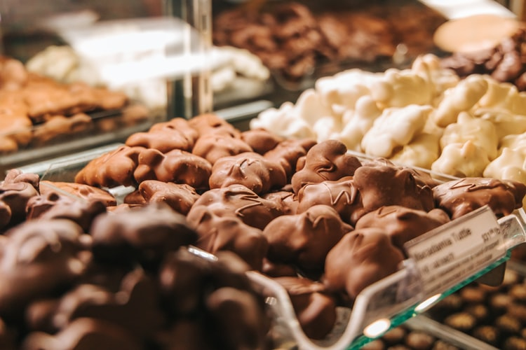 Chocolate production traceability