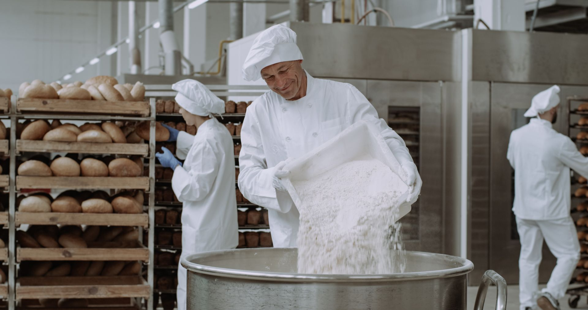 Bakery Weighing & Traceability