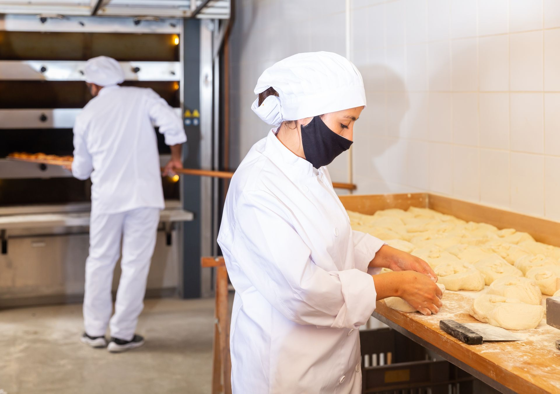 Bakery Traceabiltiy system