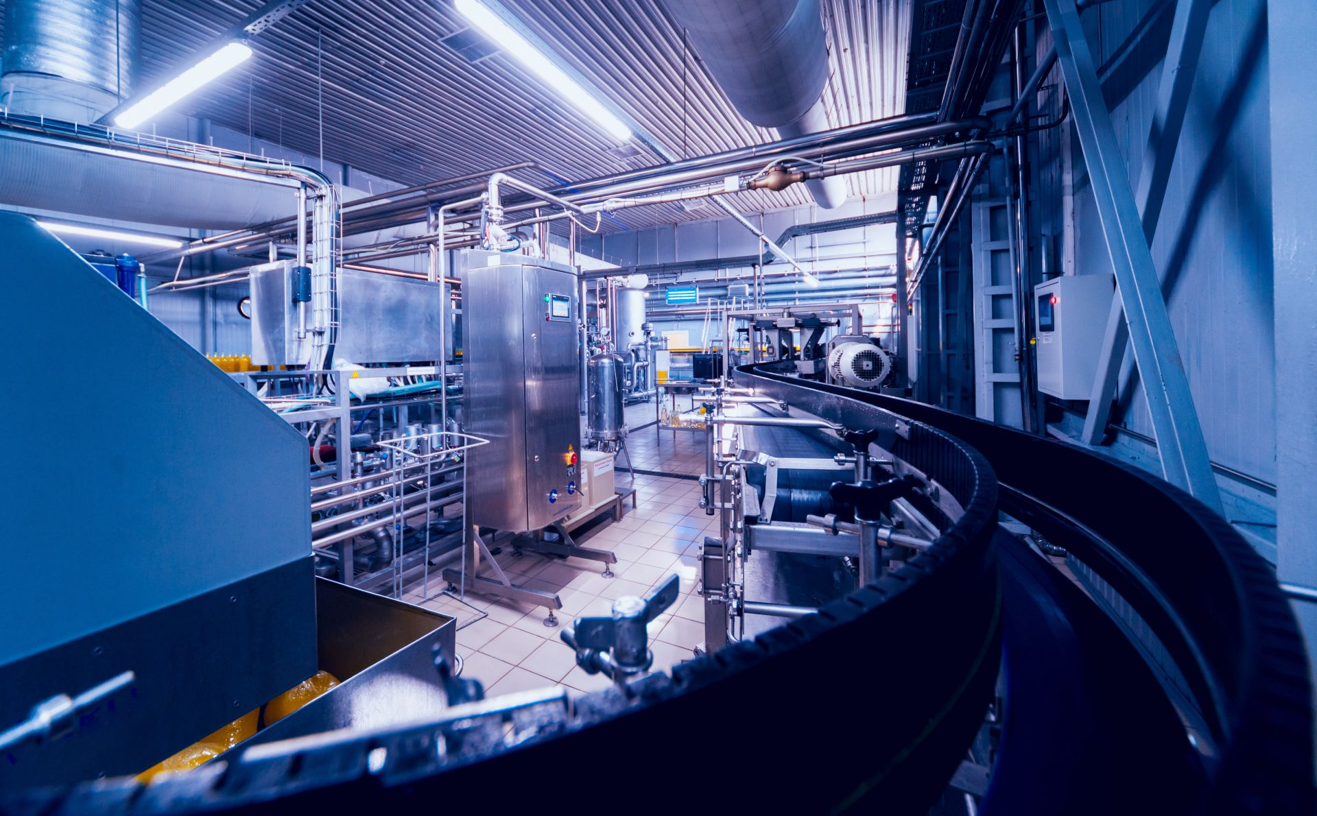Beverage Traceability Factory