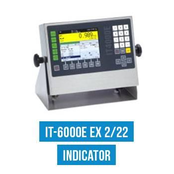 IT-6000E EX 2/22 Indicator
