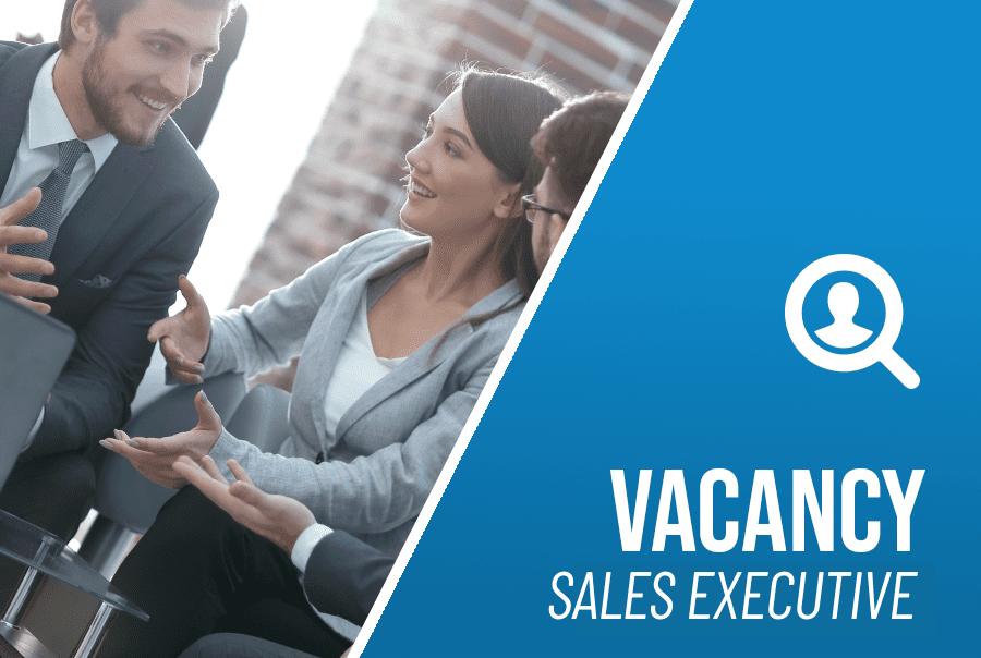 Sales Executive Job Vacancy