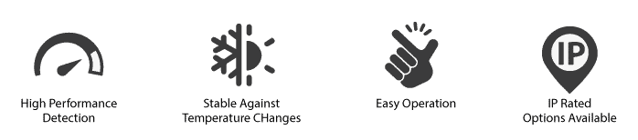 Cassel Metal Detector Icons