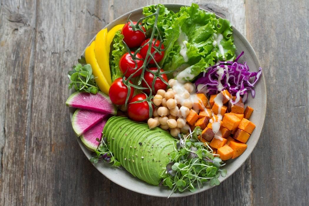 A vegan diet is plant-based